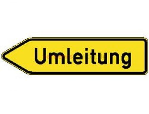 Straßensperrung in Lauterbach – Wir sind erreichbar